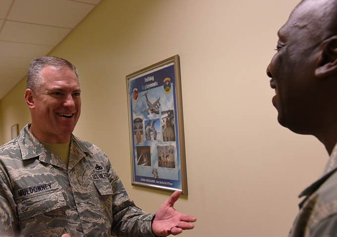 Top enlisted tells is all