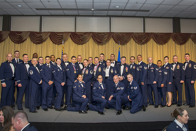 514th hosts annual awards banquet