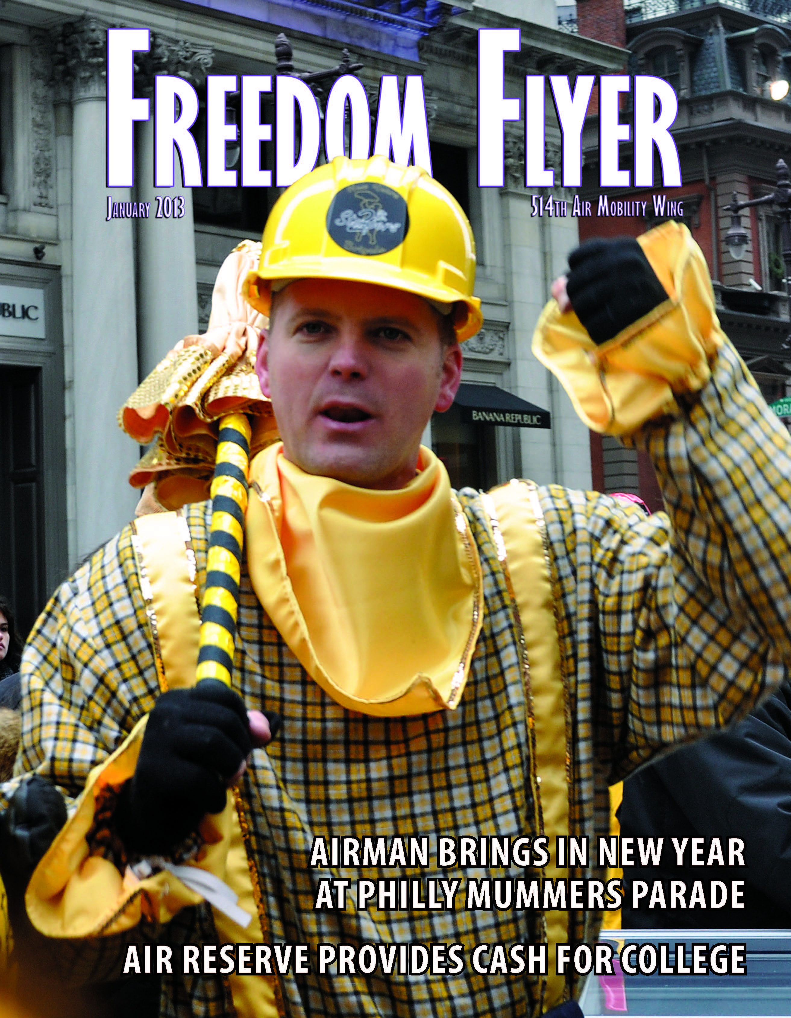 Freedom Flyer - January 2013
