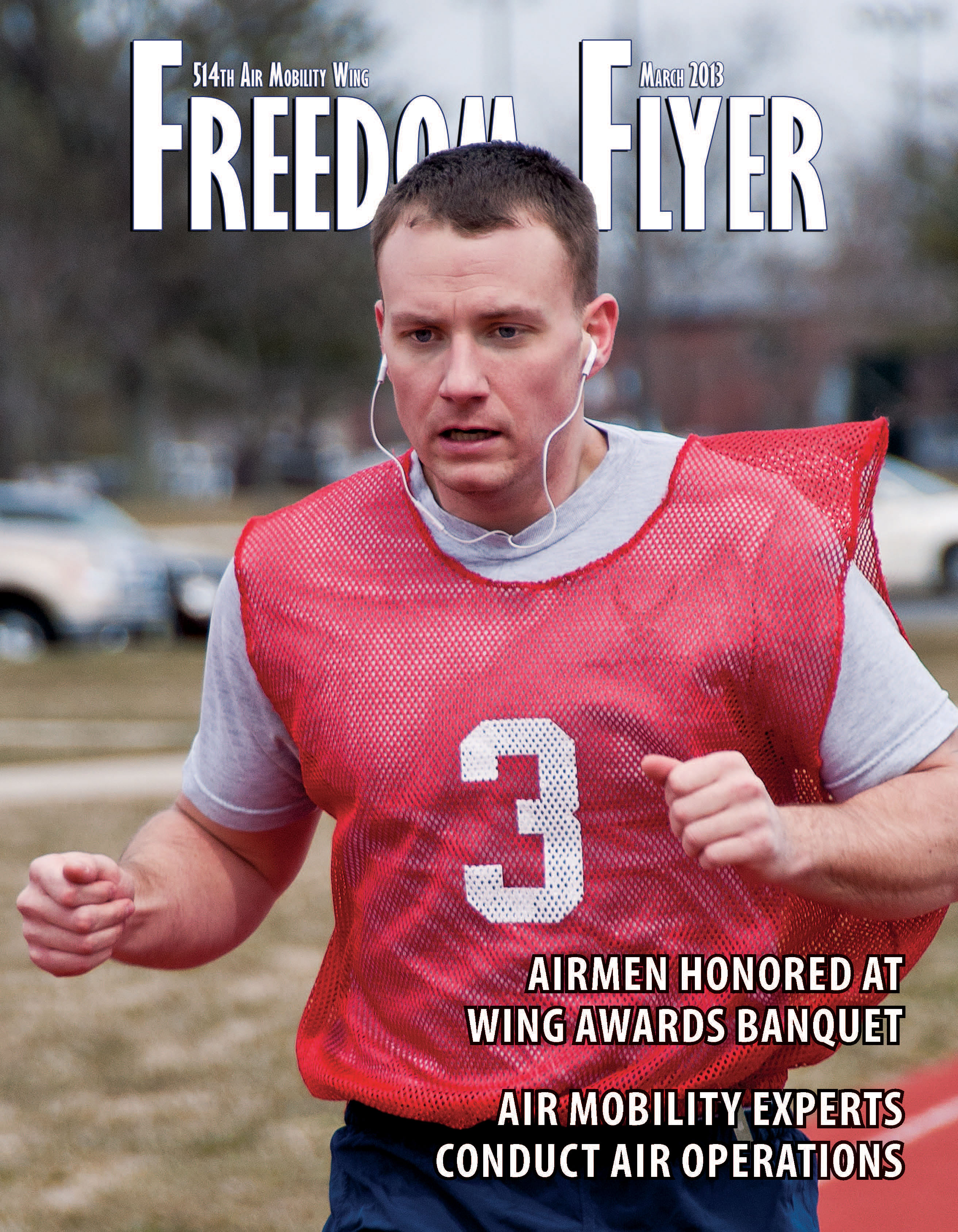 Freedom Flyer - March 2013