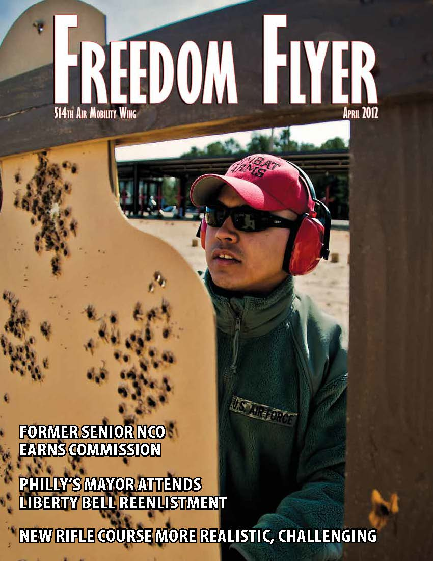 Freedom Flyer - April 2012