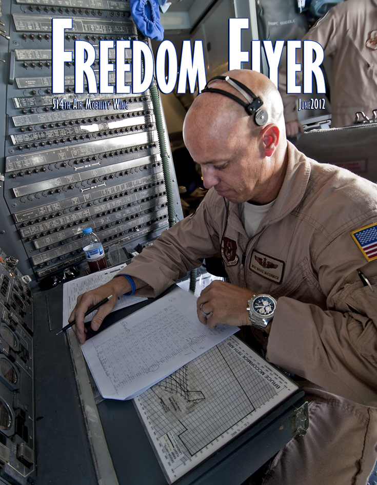 Freedom Flyer - June 2012