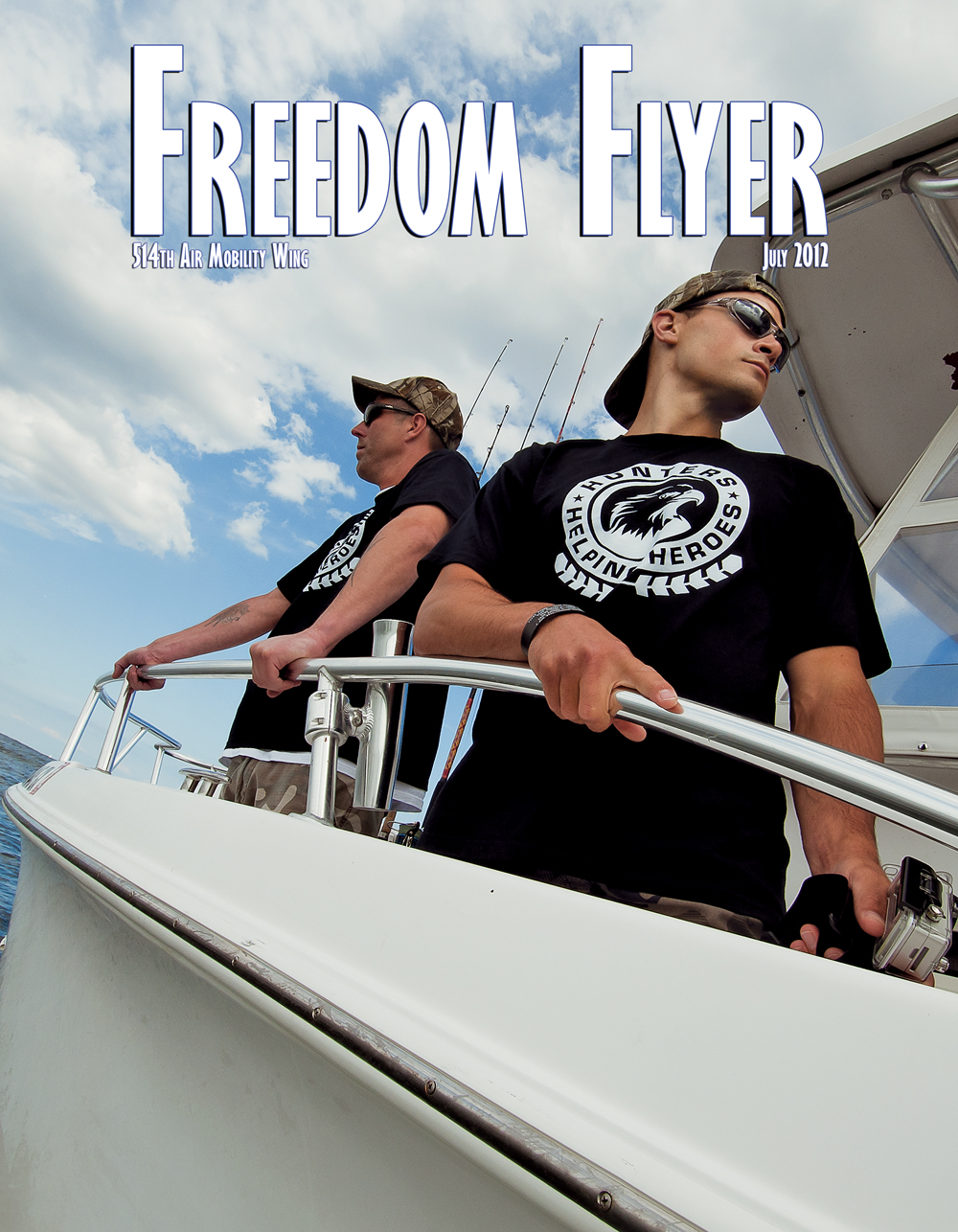 Freedom Flyer - July 2012