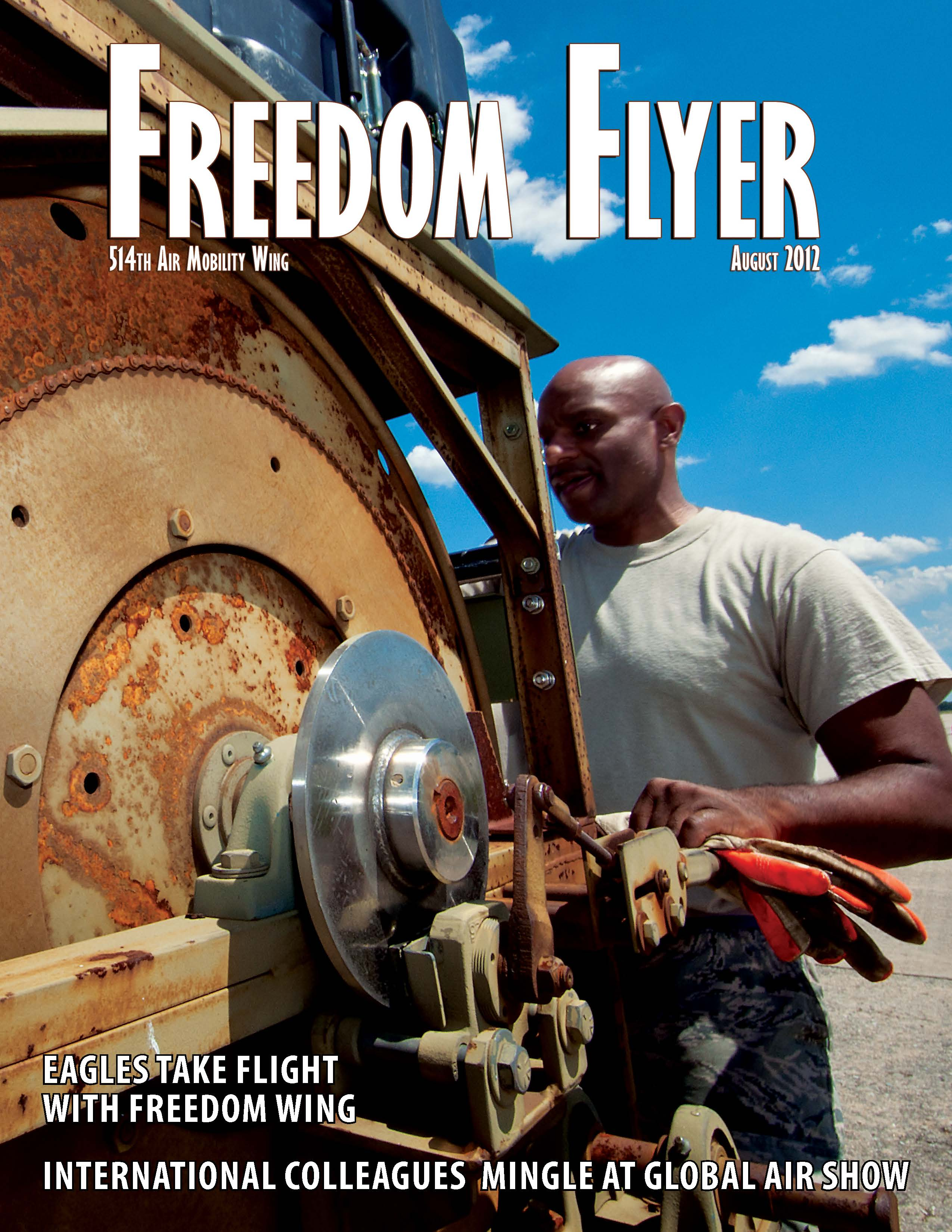 Freedom Flyer - August 2012