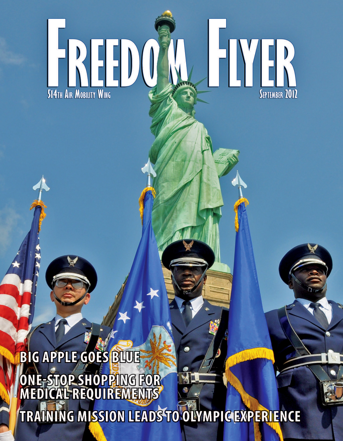 Freedom Flyer - September 2012