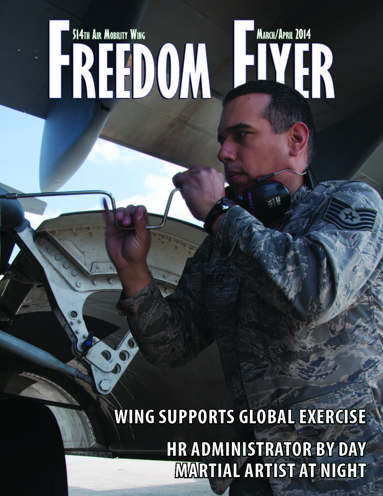 Freedom Flyer - March-April 2014
