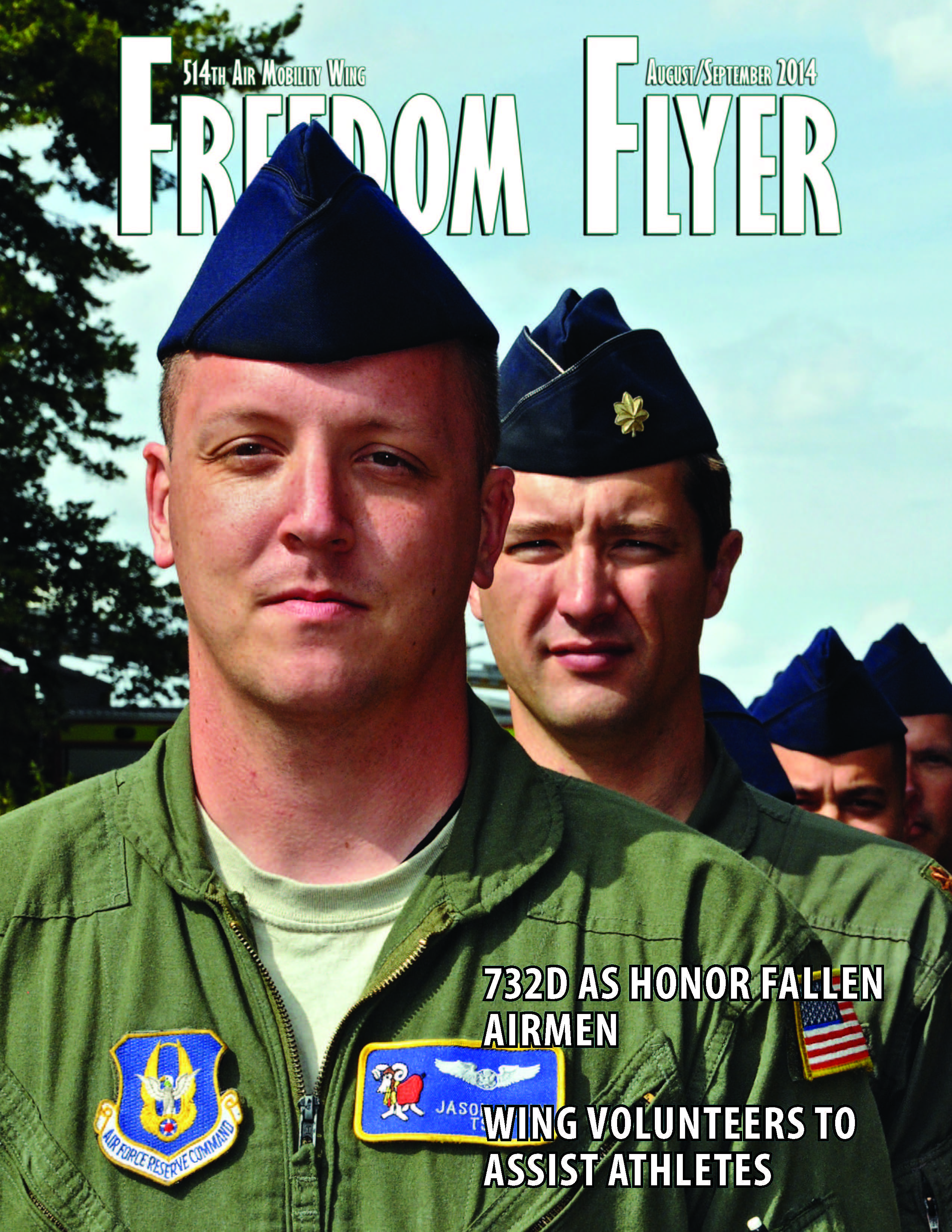 Freedom Flyer - August - September 2014