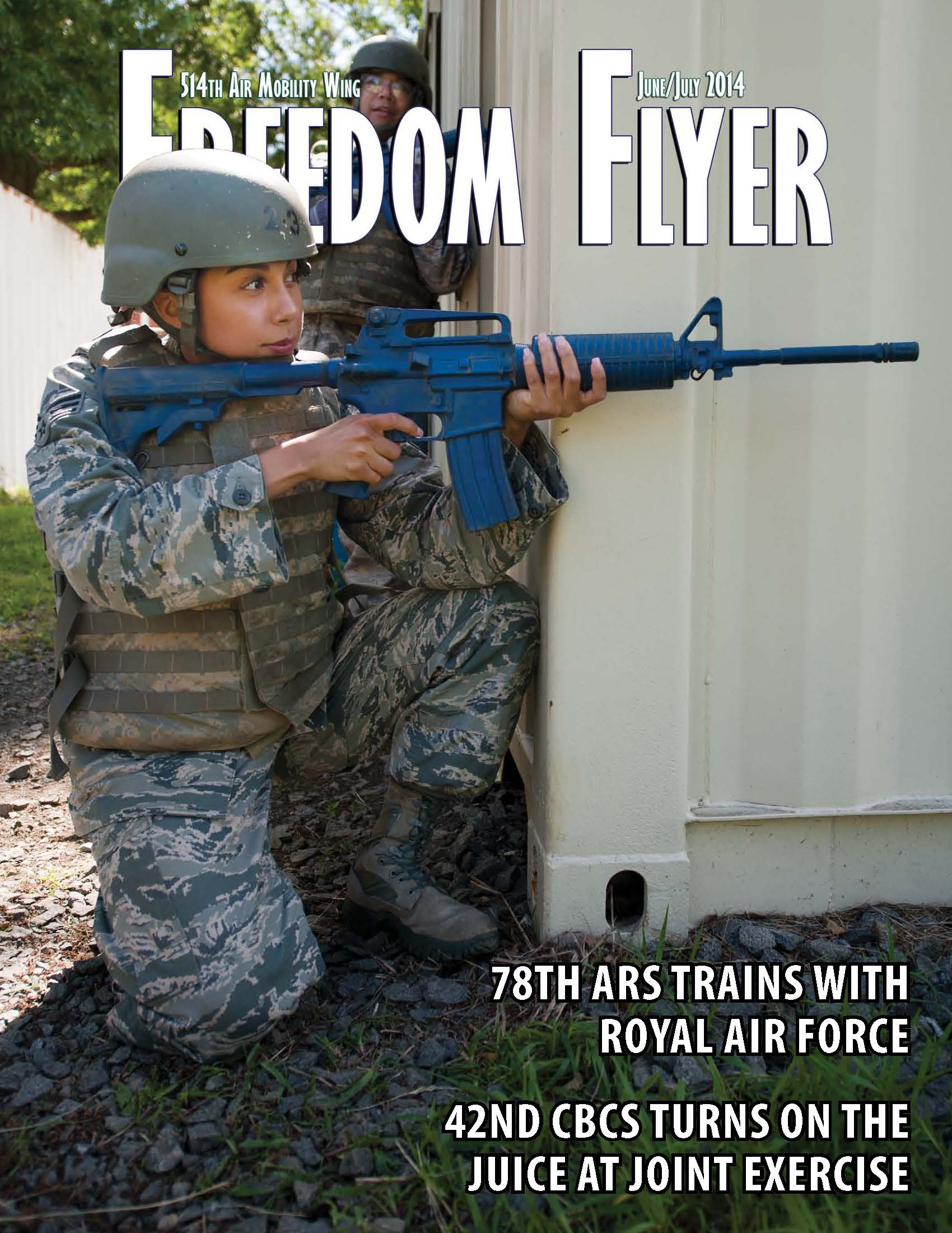 Freedom Flyer - June-July 2014