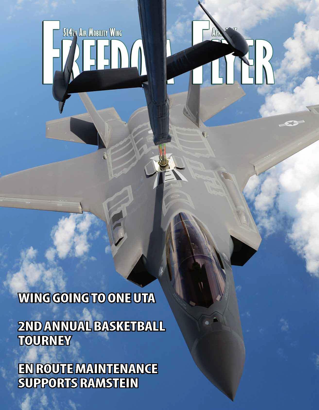 Freedom Flyer - April 2015