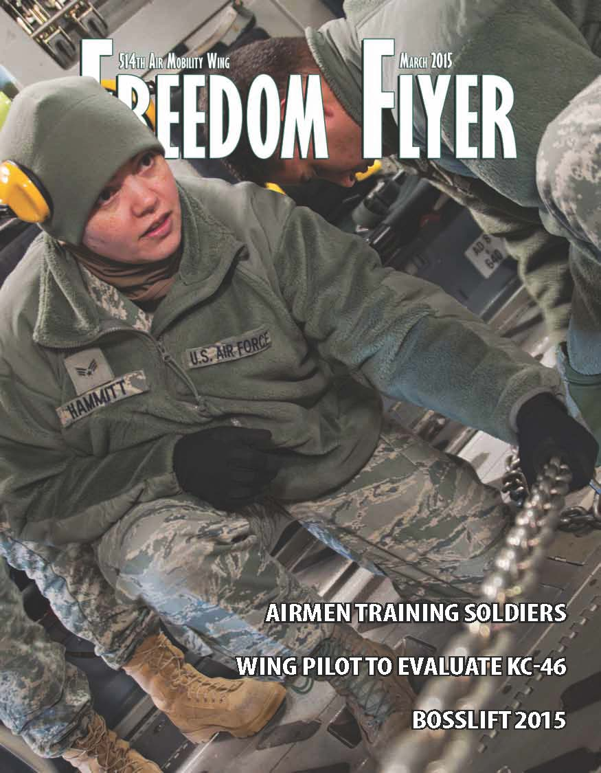 Freedom Flyer - March 2015