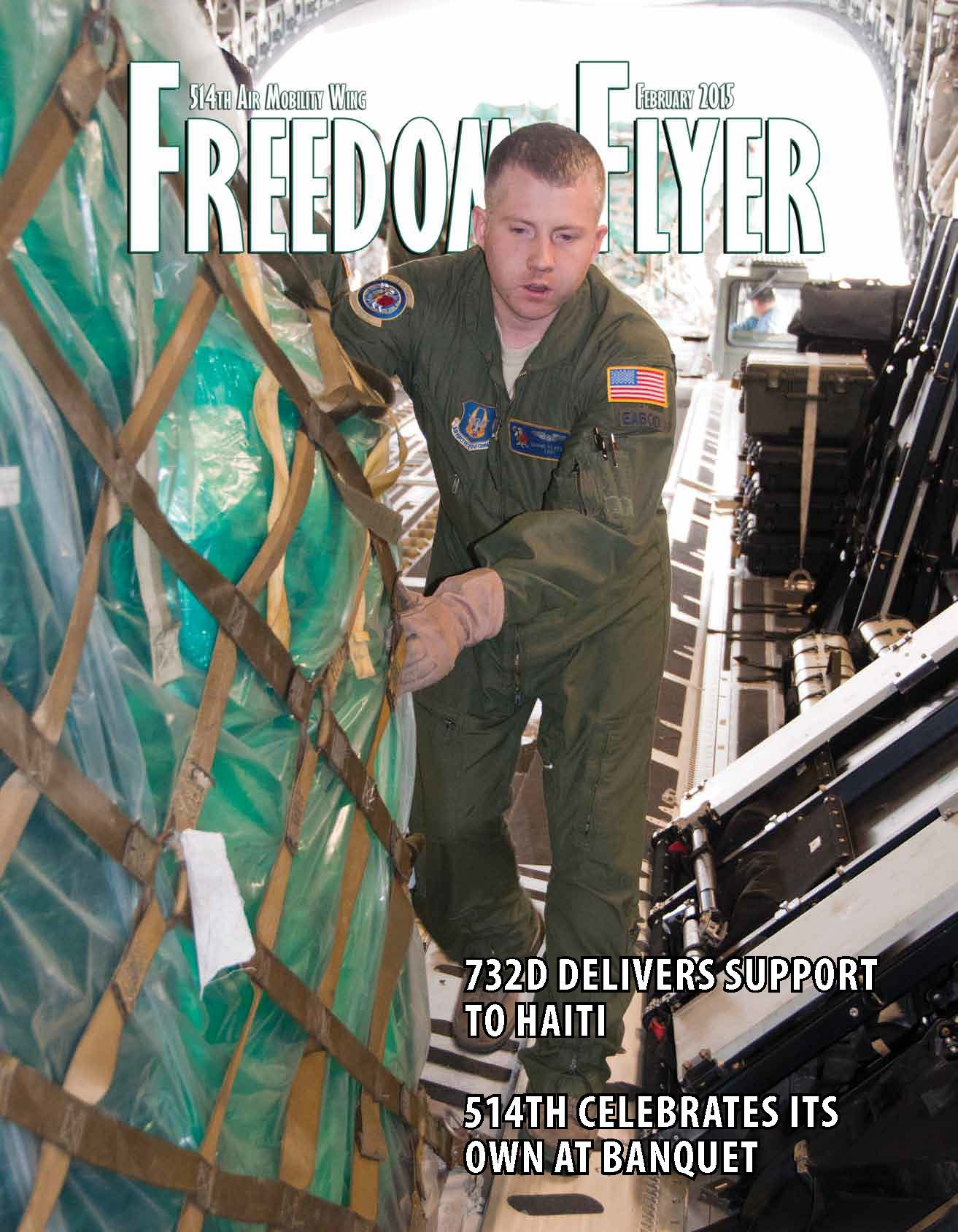 Freedom Flyer - February 2015