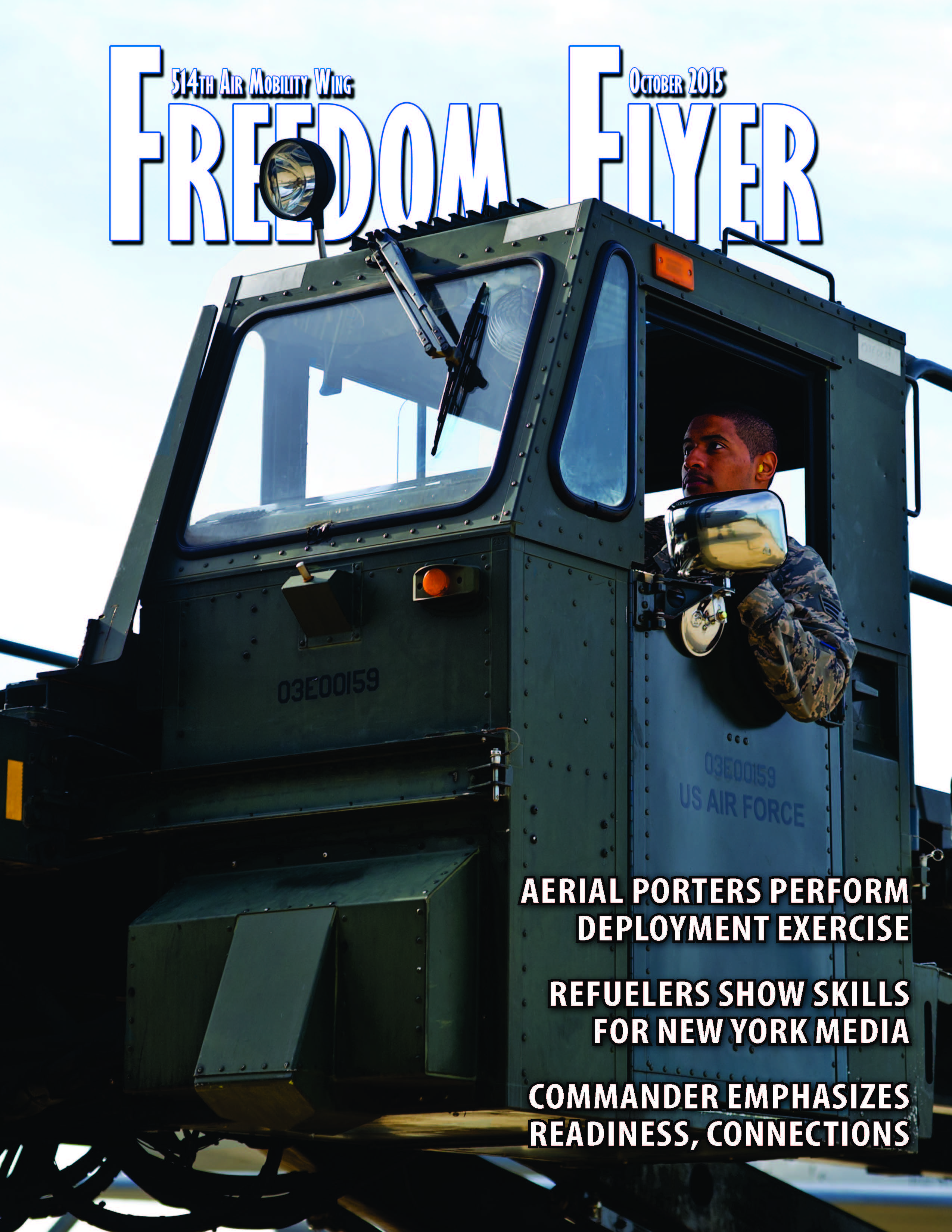Freedom Flyer - October 2015